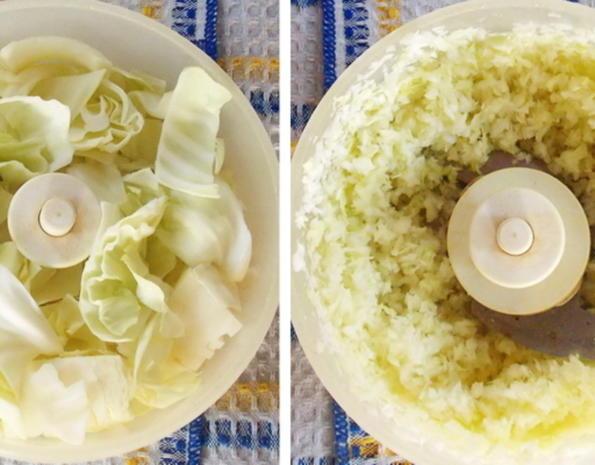 Exotisch-würzige Gemüsepuffer mit Erdnüssen – Martabak ala Ampenan - Rezept - Bild Nr. 8262