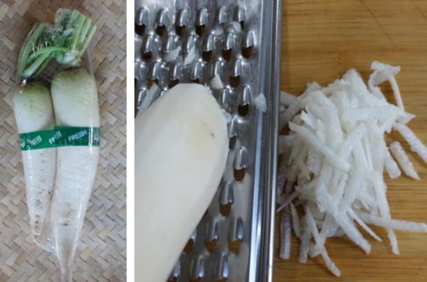 Exotisch-würzige Gemüsepuffer mit Erdnüssen – Martabak ala Ampenan - Rezept - Bild Nr. 8267
