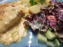 Biggi`s Fisch = Kabeljau mit Zitronen-Senfchili-Sahnecreme - Rezept - Bild Nr. 8265