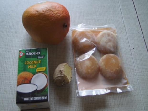 Asiatischer Mango Shake - Rezept - Bild Nr. 3