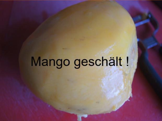 Asiatischer Mango Shake - Rezept - Bild Nr. 4