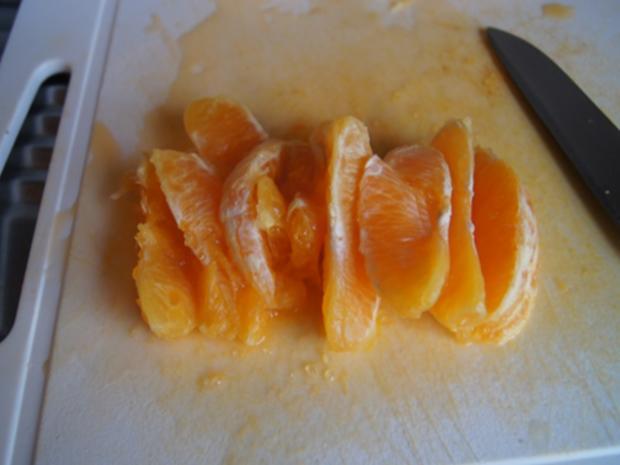 Asiatische-Orangen-Möhren-Suppe mit Einlage - Rezept - Bild Nr. 8274