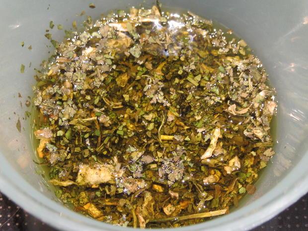 Suppen: Gazpacho mit Kräuterbaguette - Rezept - Bild Nr. 8289