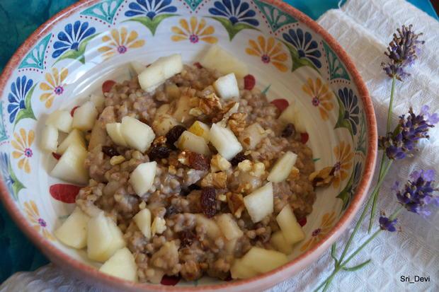 Frühstück: Buchweizen-Porridge - Rezept - Bild Nr. 2