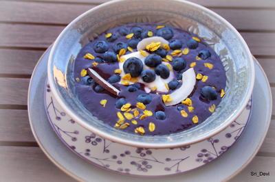 Rezept: Frühstück: Acai Bowl