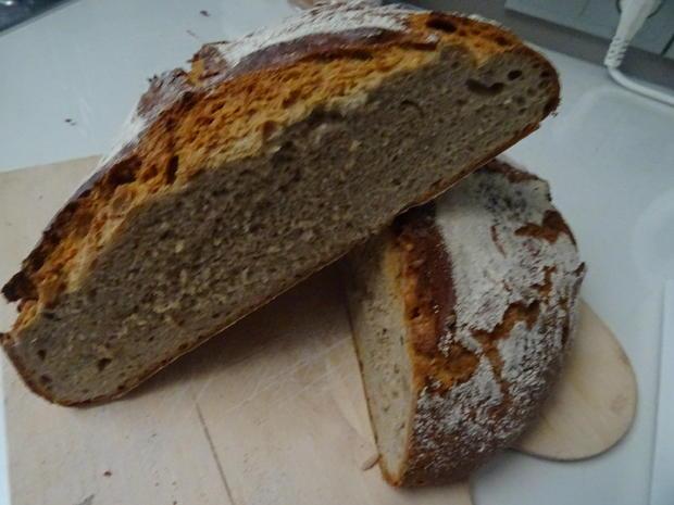 Joghurt-Krusten-Brot - Rezept - Bild Nr. 2