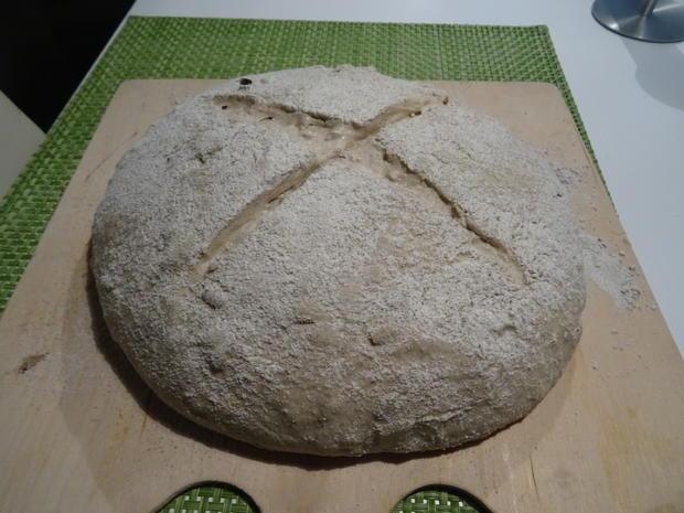 Joghurt-Krusten-Brot - Rezept - Bild Nr. 4