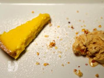 Lemon Tart und Creme-Brulee-Eis - Rezept - Bild Nr. 2