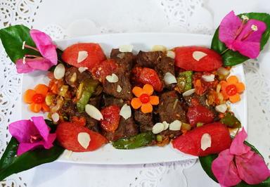 Rindfleisch mit Tomaten – Fan Qie Niu Rou - Rezept - Bild Nr. 8292