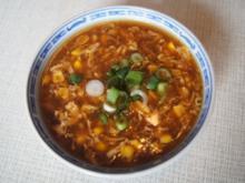 Asiatische-Mais-Garnelen-Suppe - Rezept - Bild Nr. 8296