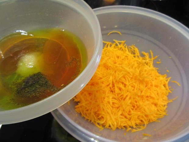 Salate: Karottensalat mit karamellisierten Zwiebeln und Champignons - Rezept - Bild Nr. 8297