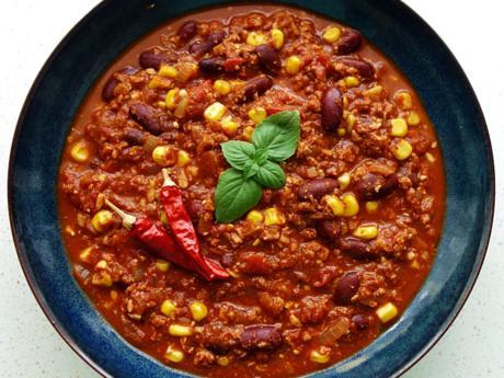 Chili sin Carne - Rezept - Bild Nr. 8303