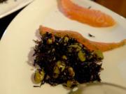 Gebeizter Lachs, Sushi-Lachs, Lachstatar, Sommerrollen und Teriyaki-Thunfisch - Rezept - Bild Nr. 2