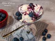 Vanille-Heidelbeereis - Rezept - Bild Nr. 8306