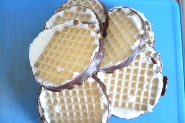 Schokokuss Dessert - Rezept - Bild Nr. 8314