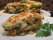 Pfannkuchen: Pfannkuchen-Gemüse-Lasagne - Rezept - Bild Nr. 8334