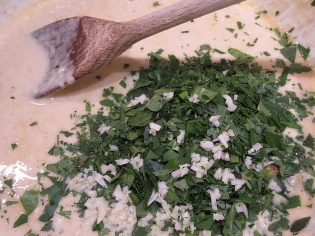 Pfannkuchen: Pfannkuchen-Gemüse-Lasagne - Rezept - Bild Nr. 8335