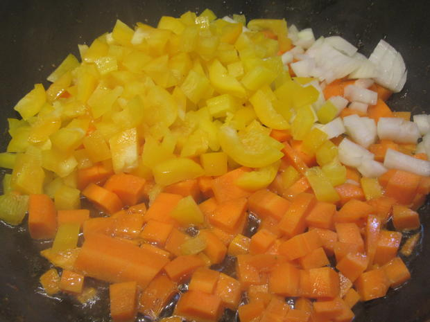 Pfannkuchen: Pfannkuchen-Gemüse-Lasagne - Rezept - Bild Nr. 8337