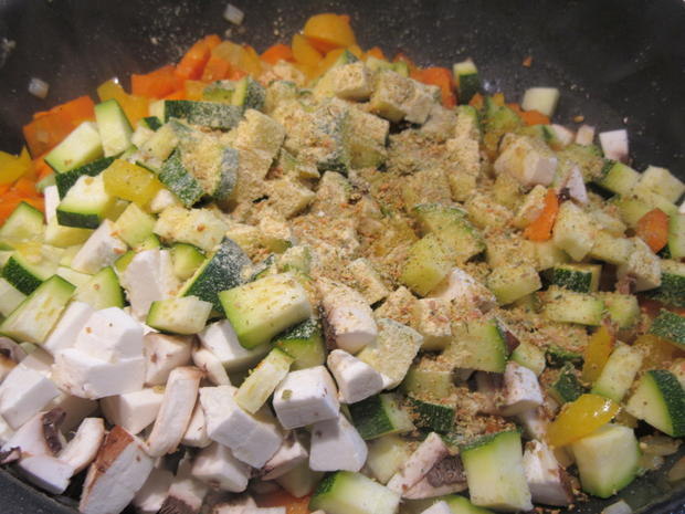 Pfannkuchen: Pfannkuchen-Gemüse-Lasagne - Rezept - Bild Nr. 8338