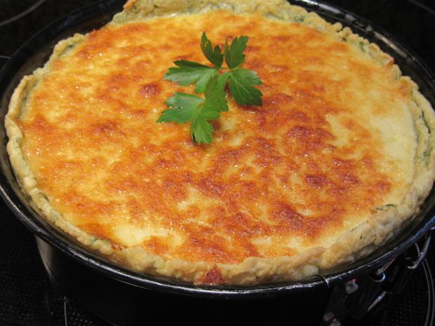 Pfannkuchen: Pfannkuchen-Gemüse-Lasagne - Rezept - Bild Nr. 8344