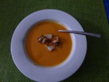 Süßkartoffelsuppe - Rezept - Bild Nr. 8349