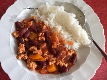 Rezept: Puten-Chili-con-Carne