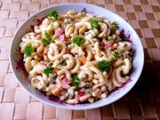 Nudelsalat - leicht und lecker - Rezept - Bild Nr. 8346