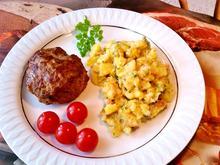 Kartoffelsalat mit Klops - Rezept - Bild Nr. 2