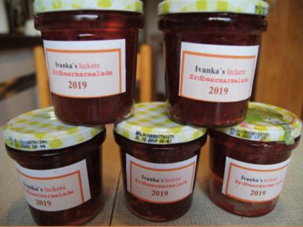 Ivanka´s leckere Erdbeermarmelade - Rezept - Bild Nr. 8348