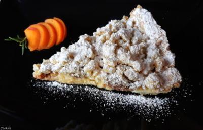 Rezept: Aprikosen - Mandel -Tarte ...