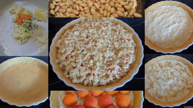 Aprikosen - Mandel -Tarte ... - Rezept - Bild Nr. 5