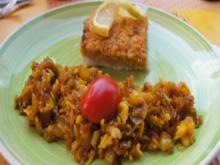 Schlemmer Filet mit Brat-Gemüsereis - Rezept - Bild Nr. 8357