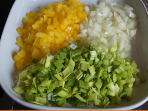 Schlemmer Filet mit Brat-Gemüsereis - Rezept - Bild Nr. 8362
