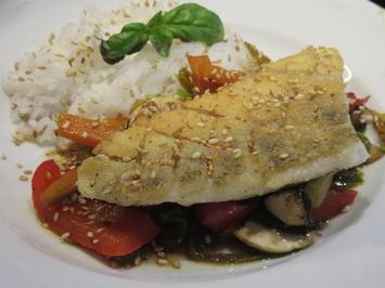 Fisch: Zander, asiatisch angehaucht - Rezept - Bild Nr. 2