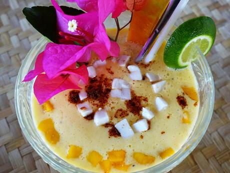 Exotischer Mango-Ingwer Lassi - Rezept - Bild Nr. 3