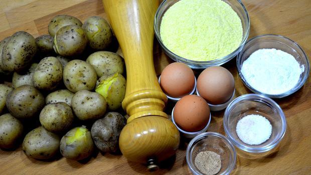 Perukartoffel Papa rellena -Peru-Kartoffel - Rezept - Bild Nr. 8371