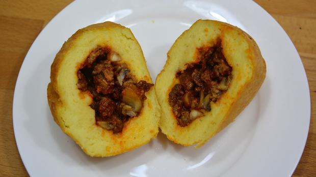 Perukartoffel Papa rellena -Peru-Kartoffel - Rezept - Bild Nr. 8374