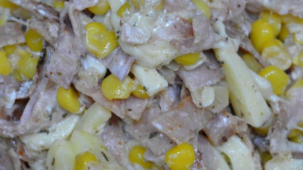 Perukartoffel Papa rellena -Peru-Kartoffel - Rezept - Bild Nr. 8375