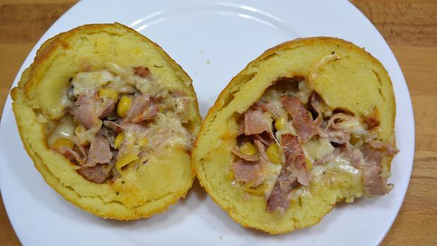 Perukartoffel Papa rellena -Peru-Kartoffel - Rezept - Bild Nr. 8376