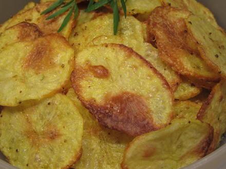 "Kartoffeln: Chips ""Asiastyle"" - Rezept - Bild Nr. 8372"