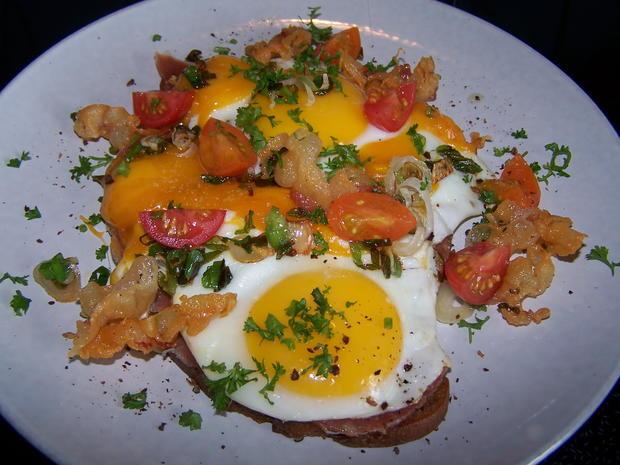 Frühstück an einem Sonntag - Rezept - Bild Nr. 8372