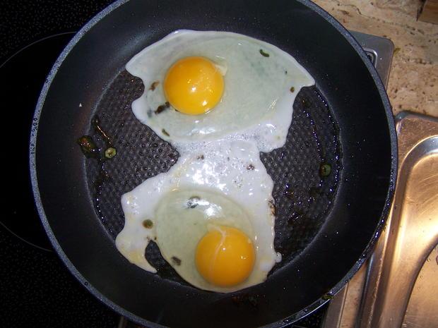 Frühstück an einem Sonntag - Rezept - Bild Nr. 8375
