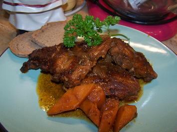 Schweine Rippchen mit Gemüse - Rezept - Bild Nr. 8372