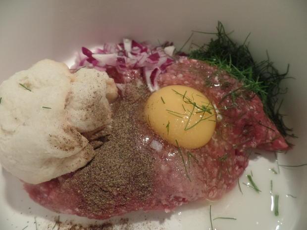 Fenchel-Spaghetti mit Hackbälchen - Rezept - Bild Nr. 8379