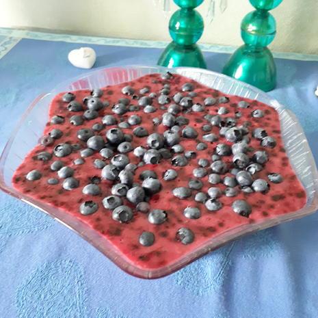 erfrischender Beeren-Pudding - Rezept - Bild Nr. 3