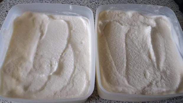 Mein erstes Eis - Sauerrahm - Rezept - Bild Nr. 8378