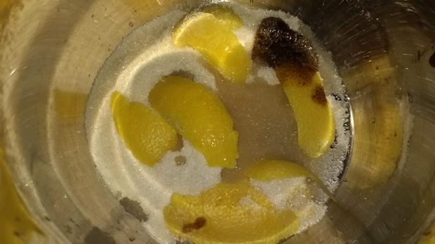 Mein erstes Eis - Sauerrahm - Rezept - Bild Nr. 8381