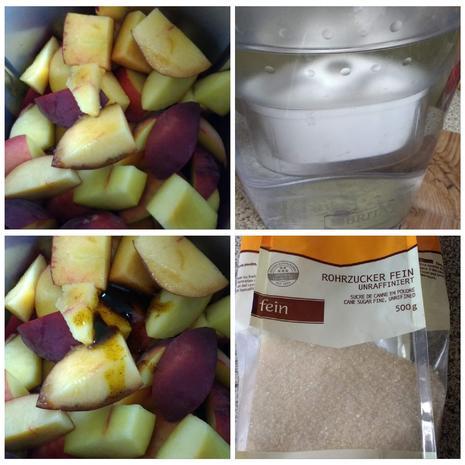 Mein Eistee - Pfirsich mit Zitrone - Rezept - Bild Nr. 4