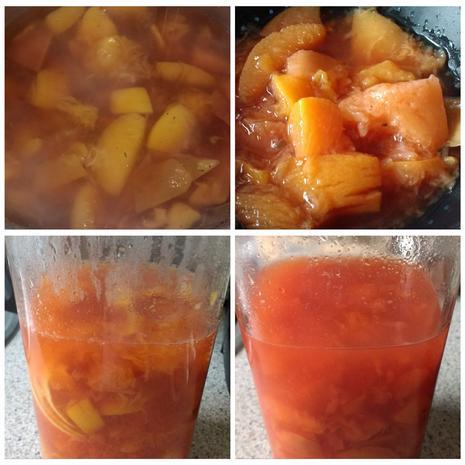 Mein Eistee - Pfirsich mit Zitrone - Rezept - Bild Nr. 8380