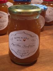 Aprikosen-Marmelade oder auch Marillen - Konfitüre  - hausgemachtes Glück - Rezept - Bild Nr. 8425